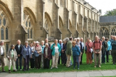 Field visits: Wells Aug 2015