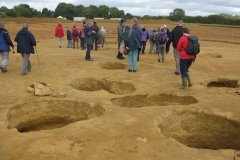 Field Visits: Ham Hill Excavations